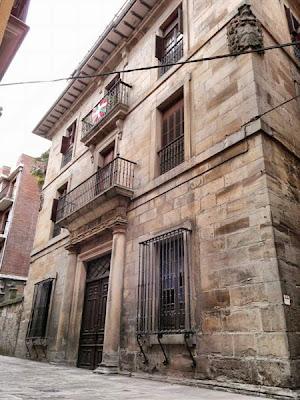 Palacio de Urrutia en Balmaseda