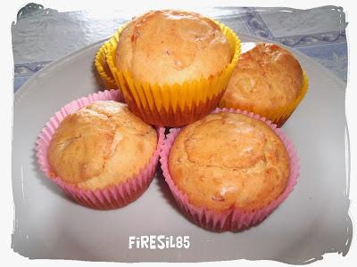 muffin cipolla e pancetta