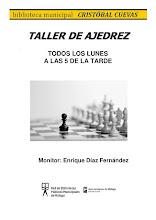 TALLER DE INICIACIÓN AL AJEDREZ