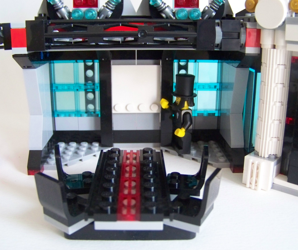 LEGO Movie Lord Business 70809 review
