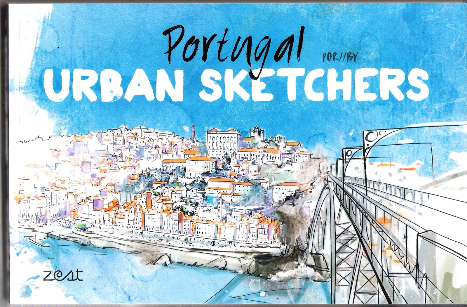 Portugal por/by Urban Sketchers