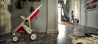 disseny holandés cotxet bebé cadireta passeig ecològica