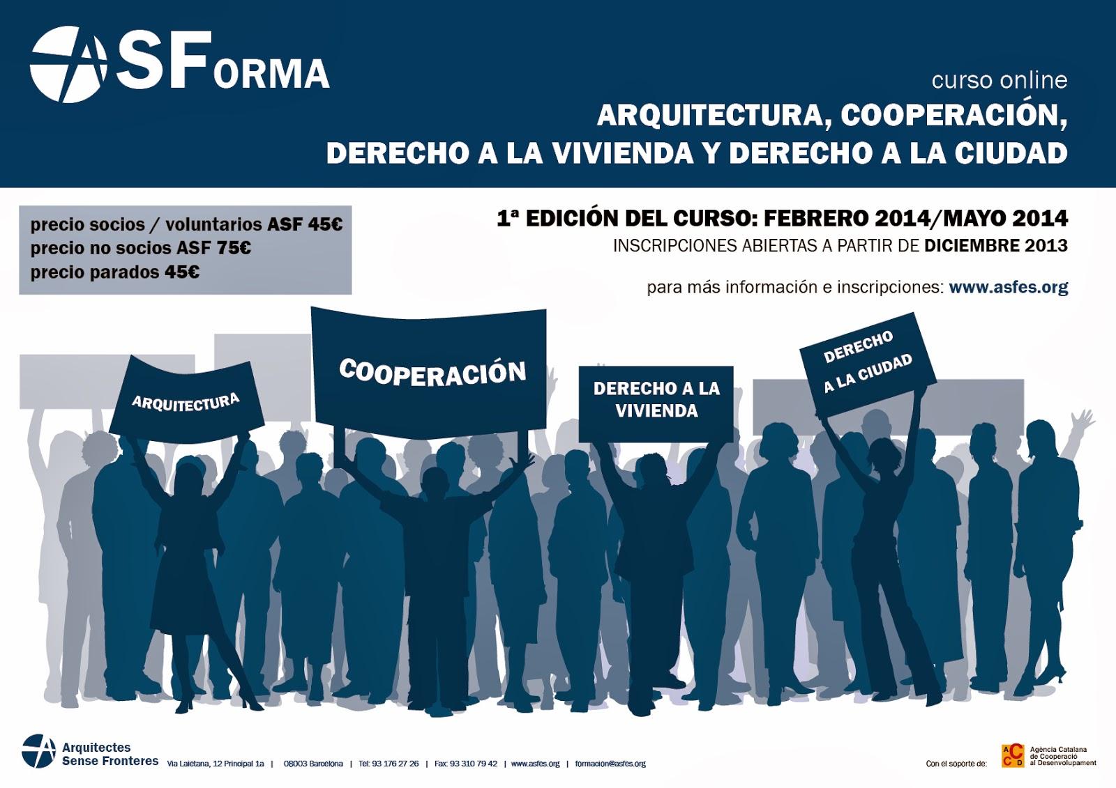 Asf Madrid Curso Asf Online Arquitectura Cooperaci N