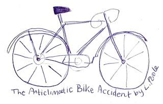 Sketch of a 10-speed bike