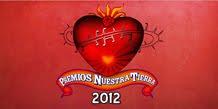 Premios Nuestra Tierra 2012