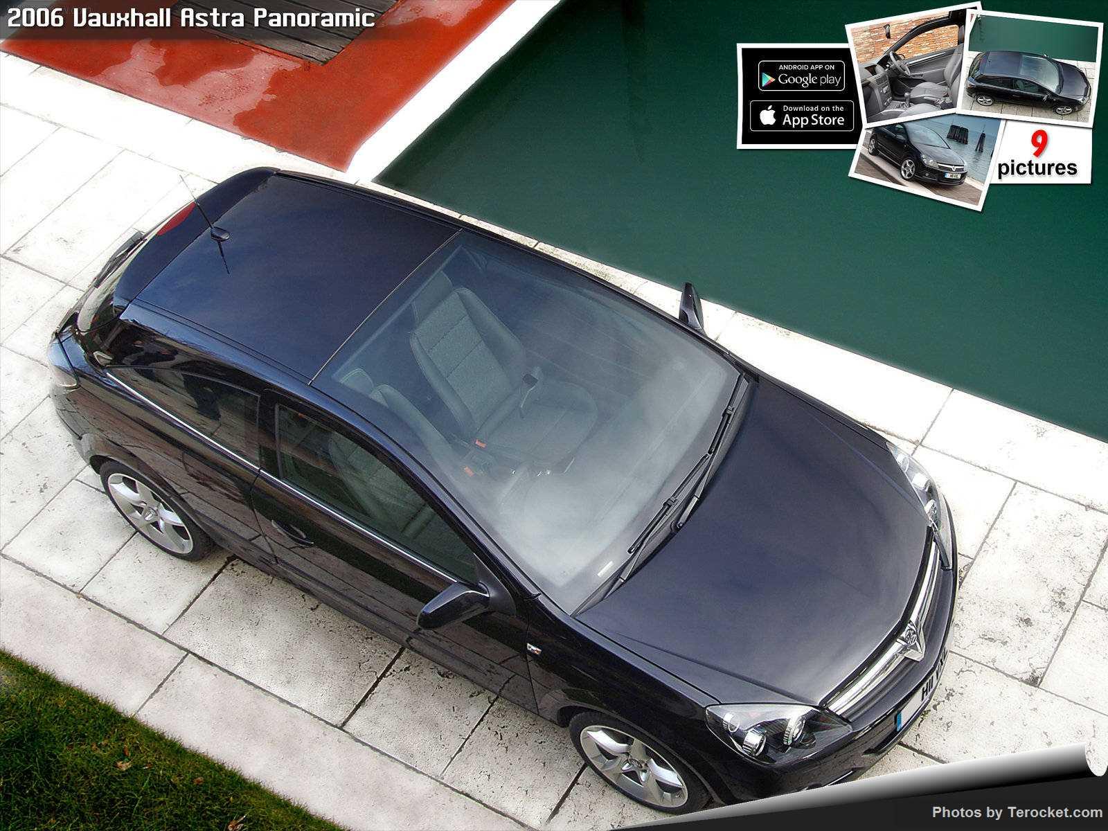 Hình ảnh xe ô tô Vauxhall Astra Panoramic 2006 & nội ngoại thất