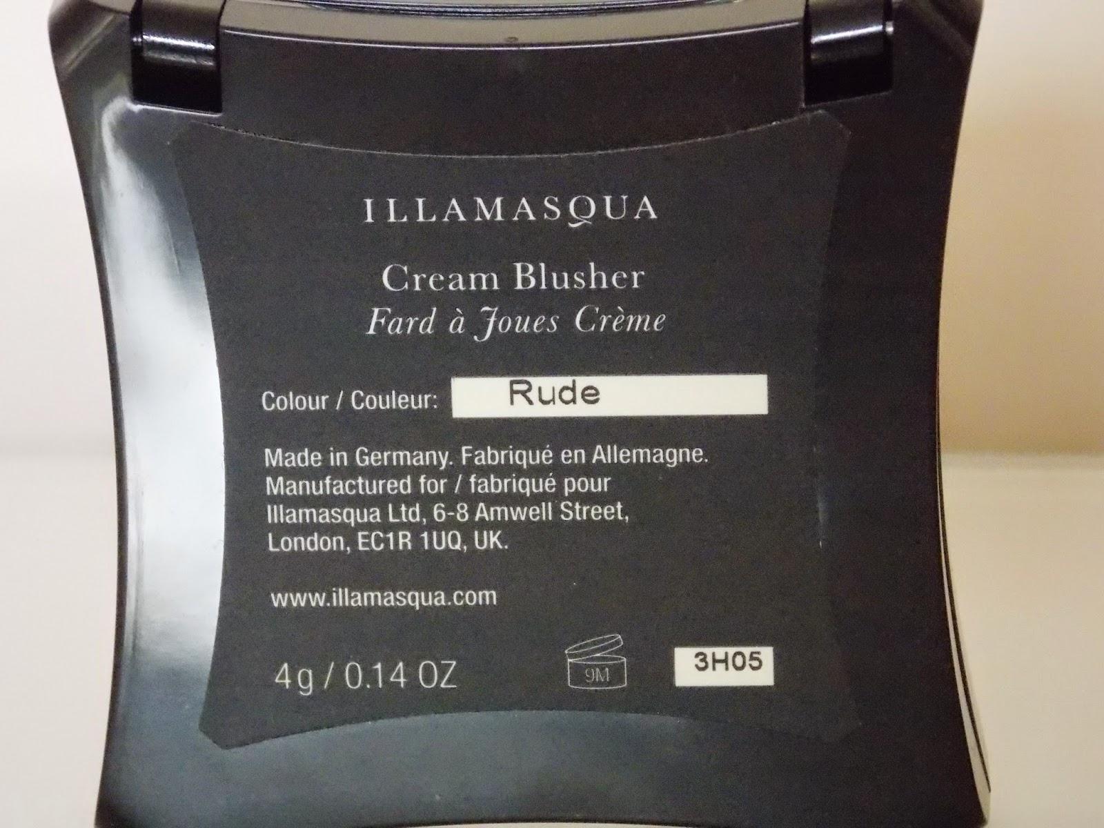 Illamasqua Blusher Rude