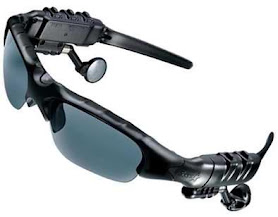 Pemutar Mp3 Model Kacamata Keren