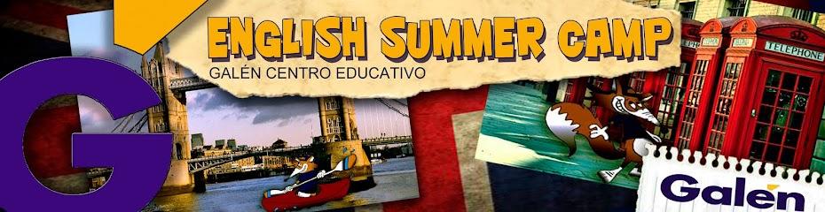 GALEN ENGLISH SUMMER CAMP
