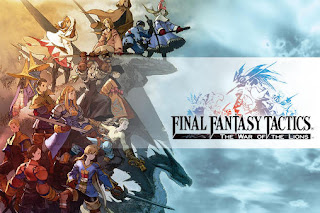 Screenshots of the Final fantasy tactics The war of the lions for Android tablet, phone.