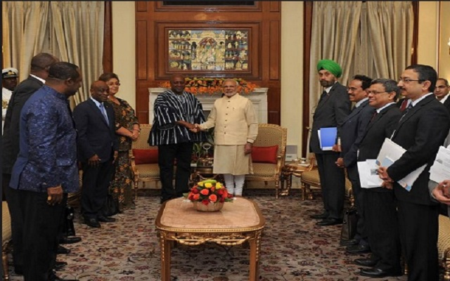 Ghana-India trade hits $2billion