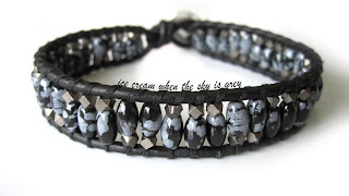 Gunmetal Plated Faceted Nuggets (Chan Luu Style), Beads Of Cambay Discount Coupon Code - DIY Product Review