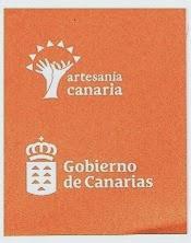 """Estamos adheridos a la marca: """"Artesanía Canaria"""""""