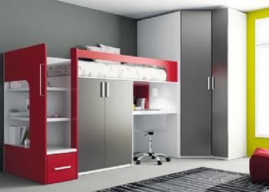 Hogar dulce hogar trucos para aprovechar el espacio for Closet con escalera