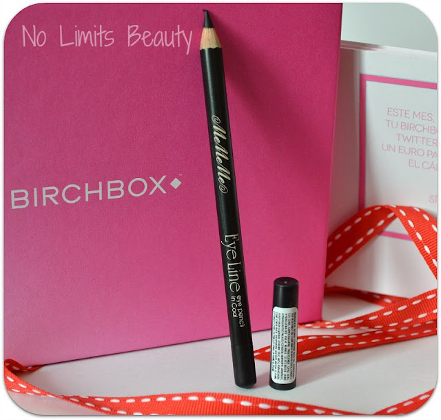 Birchbox Octubre 2015 - MeMeMe - Eye Liner Pencil (tono Coal)