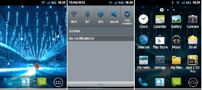 HYBRID ROM v5.0 for samsung galaxy y s5360