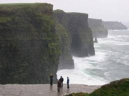 Cliffs of moher ireland princess bride