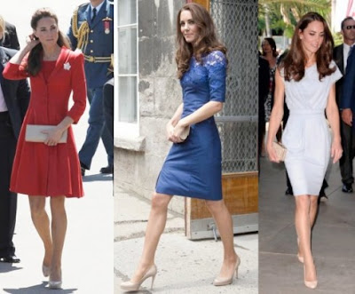 kate middleton transparent stockings