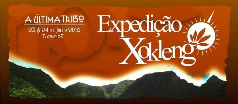 Expedição Xokleng - A Maior Aventura do Sul do Brasil