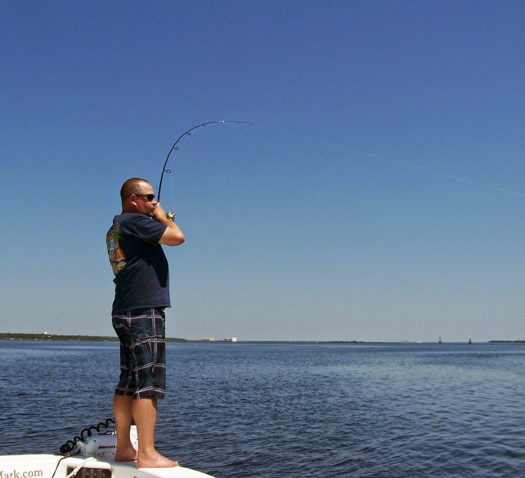 Amelia island fishing reports tournament win able redfish for Amelia island fishing report