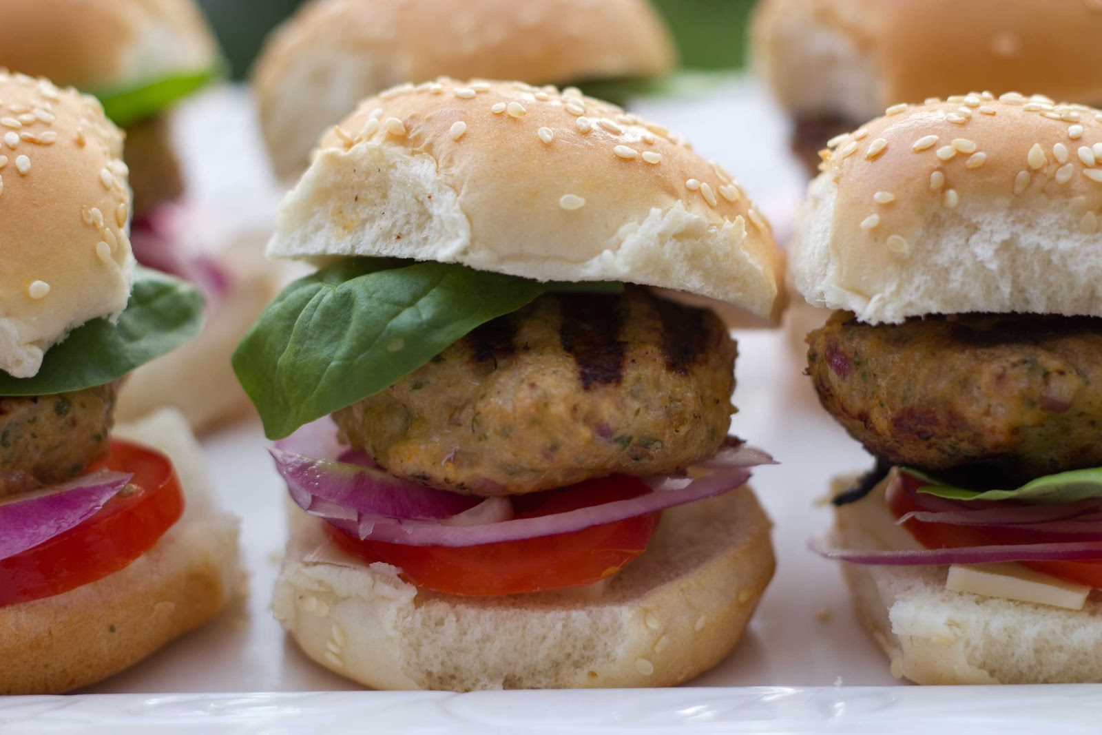 fabulous fridays: Chicken Sliders