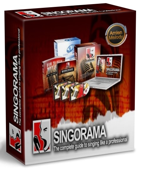 Singorama The Singing Lesson Setting