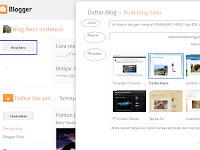 Cara membuat blog dengan satu email