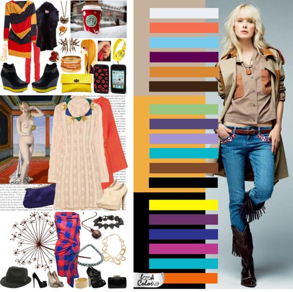творческий стиль в одежде