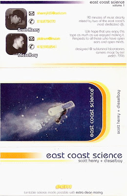 Scott Henry and Dieselboy East Coast Science Mixtape Barrel dEM