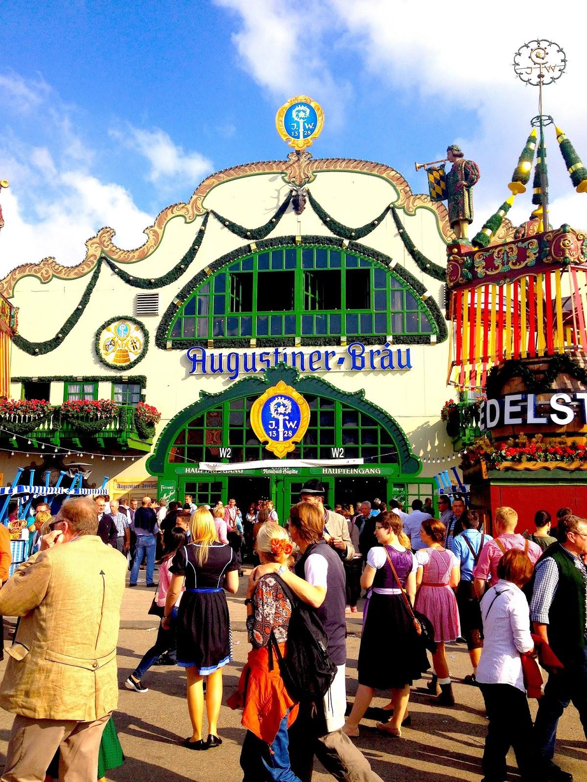 Augustiner Oktoberfest 2014