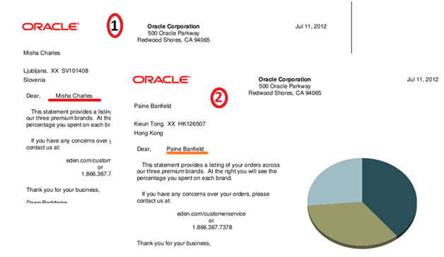 BI Direct Oracle Business Intelligence 111160 BI