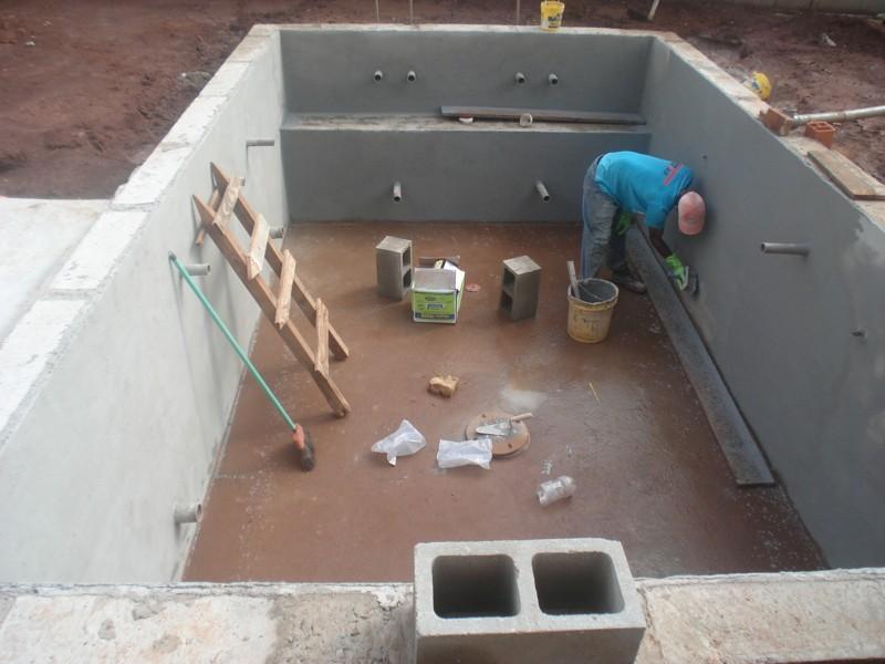 Haus impermeabiliza o de piscina - Impermeabilizante para paredes ...