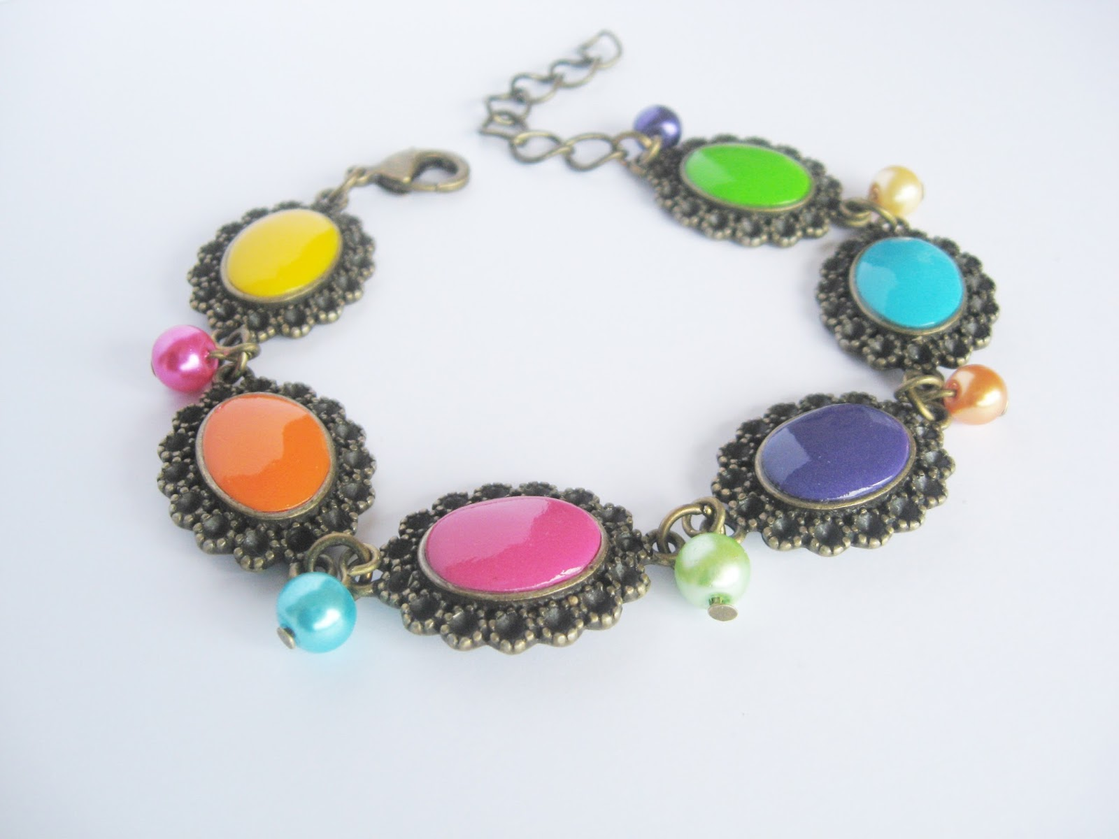 bracelet rainbow bijoux lois