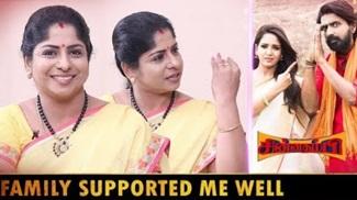 Chinna Thambi | Actress Rekha Suresh Interview