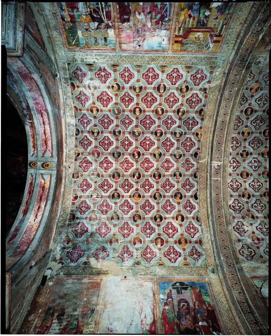 Decorare Un Soffitto A Volta: Decorare un soffitto a volta decorazione villa lugano novembre.