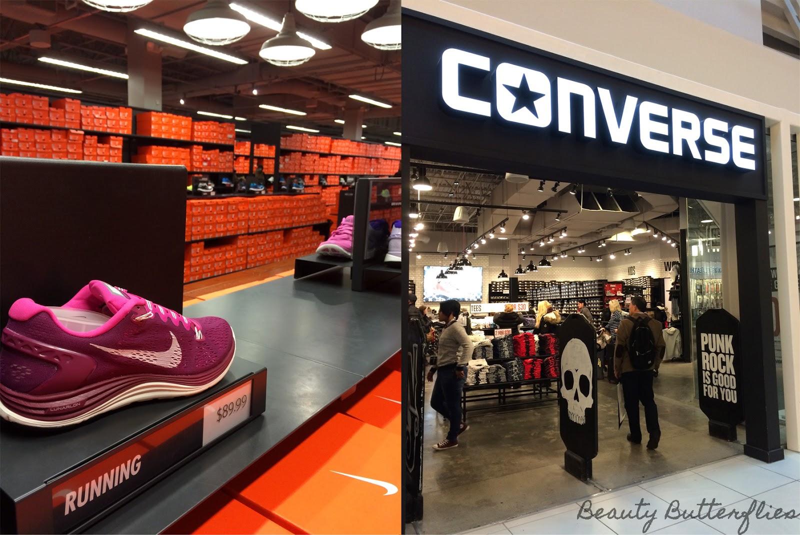 Nike Jersey Gardens Mall