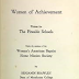 Women of the Achievement by Benjamin Griffith Brawley