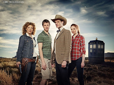 Dr Who, the Impossible Astronaut, Part 1, promo
