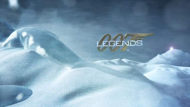 007 Legends Wallpaper Image