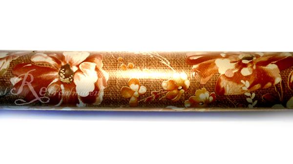 Retroalmacen tienda online de antig edades vintage y decoraci n papel pintado flores para Papel pintado anos 70