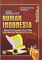 AJIBAYUSTORE  Judul : IKHTISAR ROMAN INDONESIA Pengarang : Drs. Supratman Abdul Rani Penerbit : Pustaka Setia