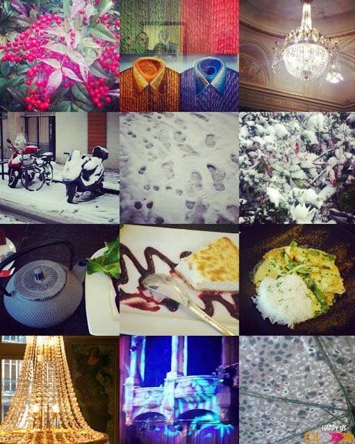 Instantanés de mars - Instagram