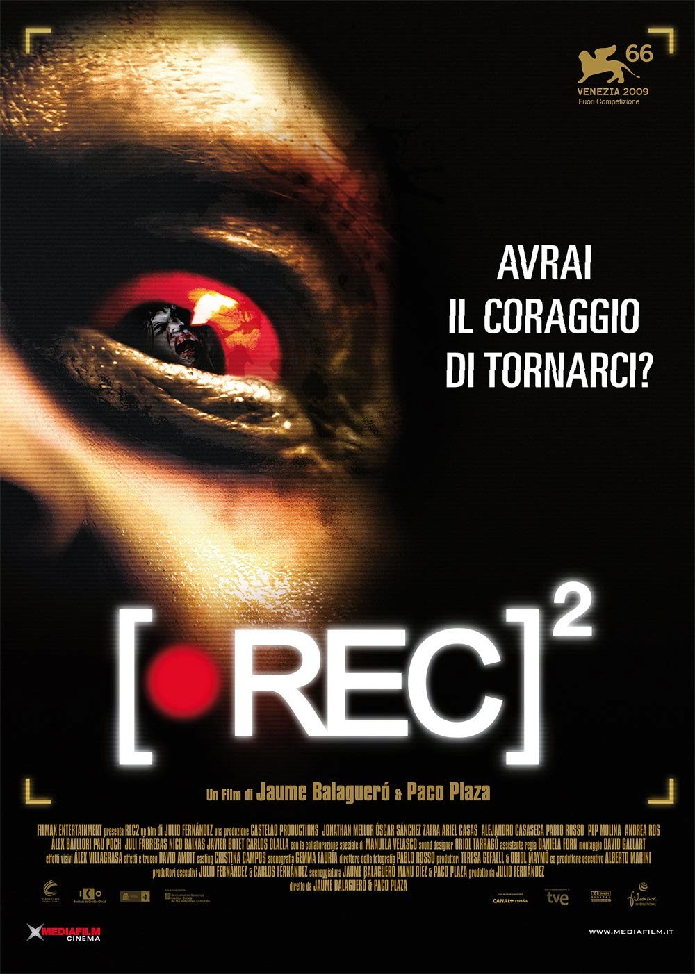 [Rec]² (2009) - Spanish Movie