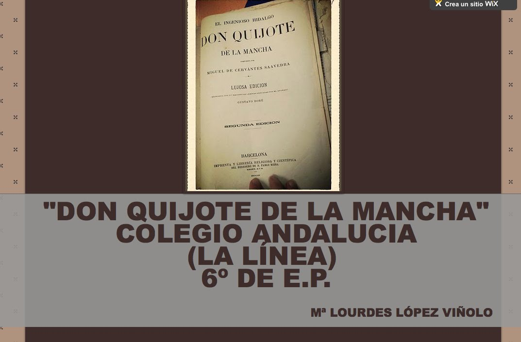 BLOG DON QUIJOTE