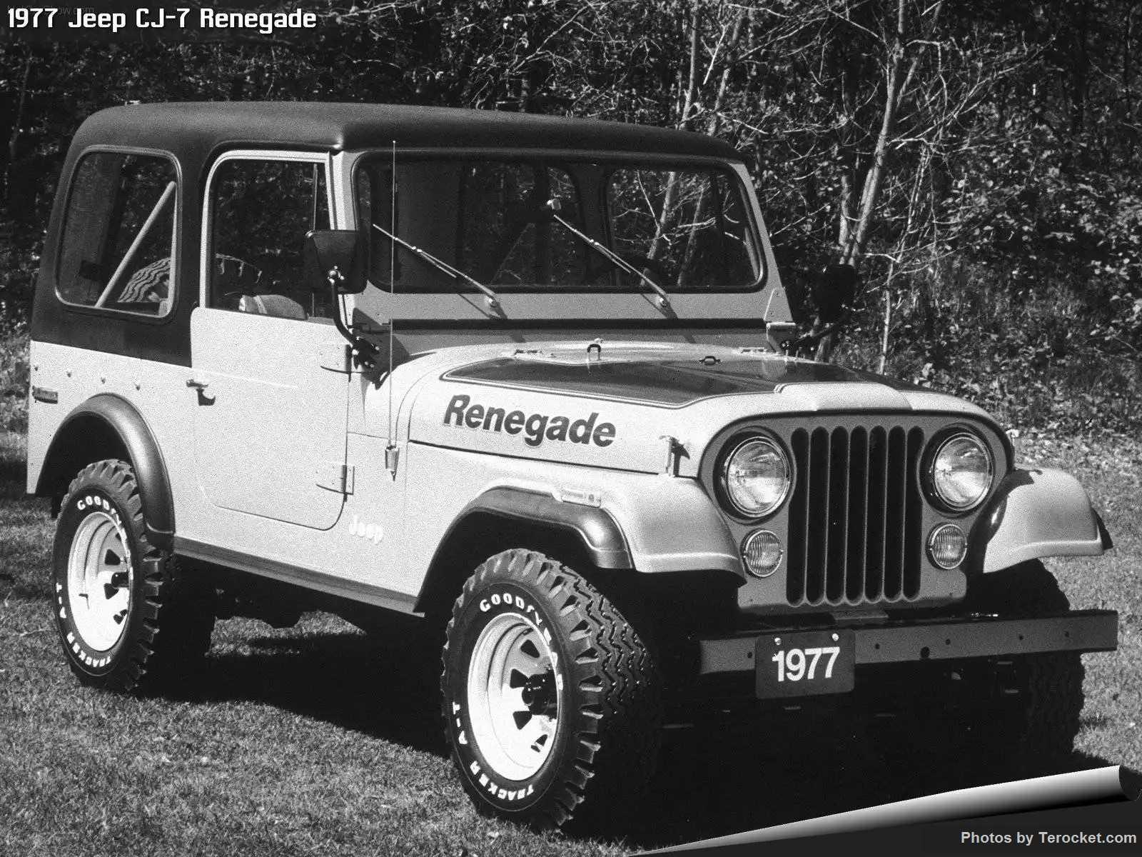 Hình ảnh xe ô tô Jeep CJ-7 Renegade 1977 & nội ngoại thất
