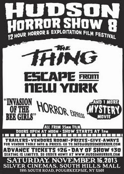 GREAT HORROR FILM FESTIVALS: