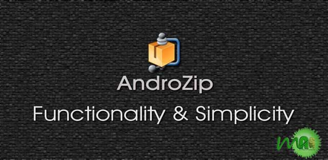 AndroZip™ Pro File Manager android