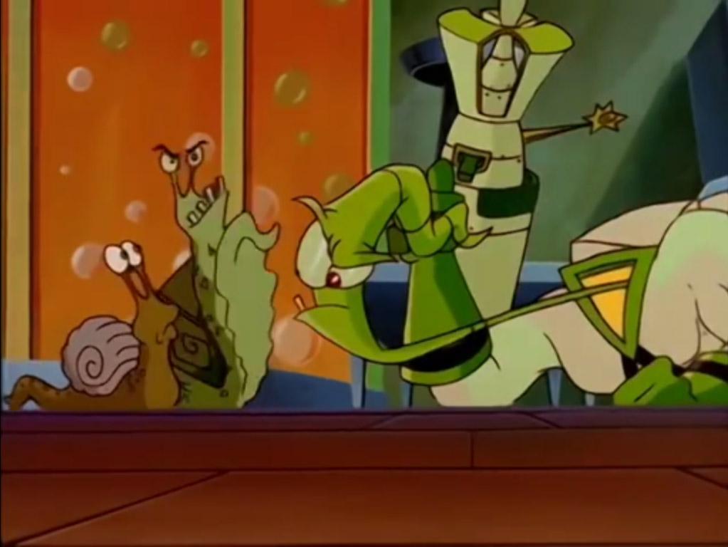 Earthworm Jim (serie completa en español): 2015