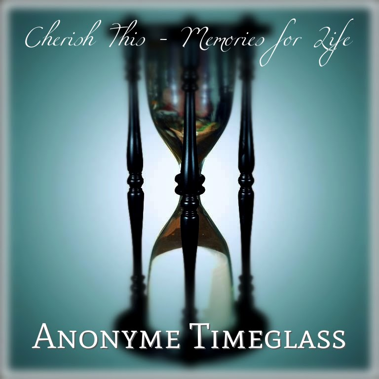 Anonyme Timeglass hos Cherish This !