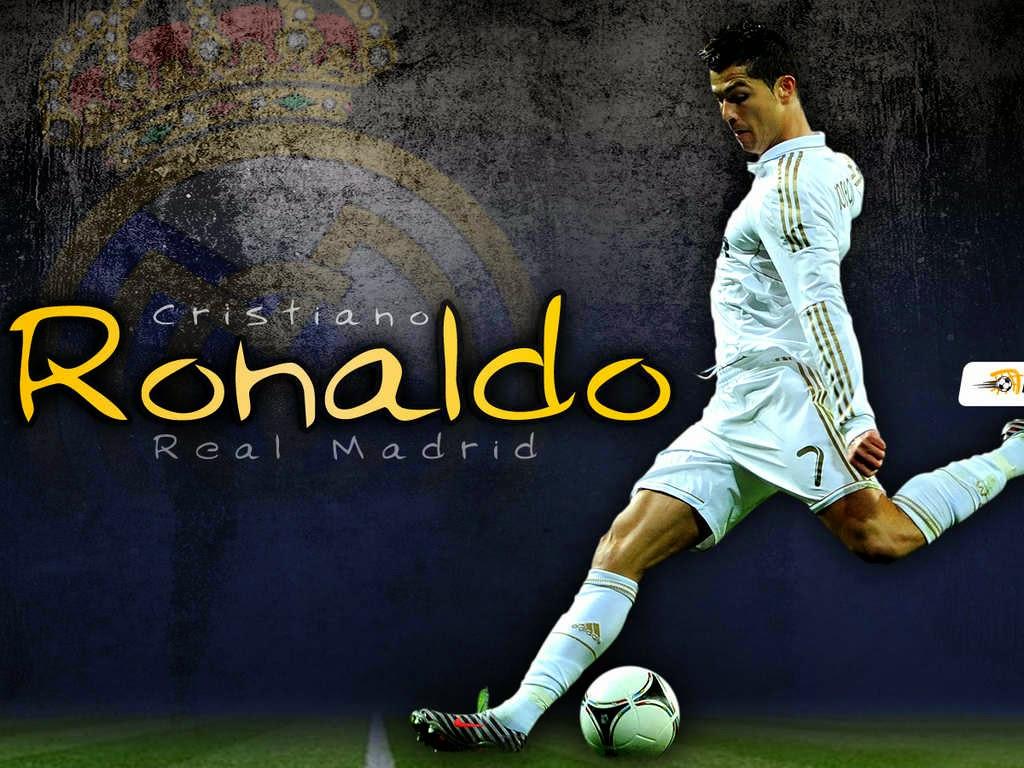 Cristiano Ronaldo New Wallpapers 2014